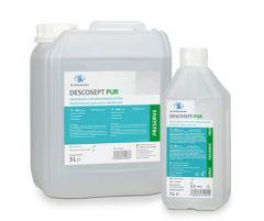 DESCOSEPT PUR Sprüh-/Wischdesinfektion 5 Liter Kanister