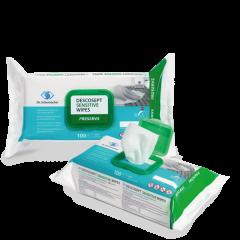 DESCOSEPT Sensitive Desinfektionstücher 100 Tücher