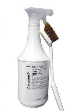 Grillfix KR16 Grill- und Backofenreiniger 1 Liter