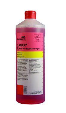 Sanitär Unterhaltsreiniger K037 1 Liter