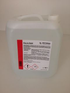 Kalklöser / Entkalker 10 Liter