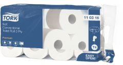 TORK Toilettenpapier Premium T4 3-lagig 72 Rollen