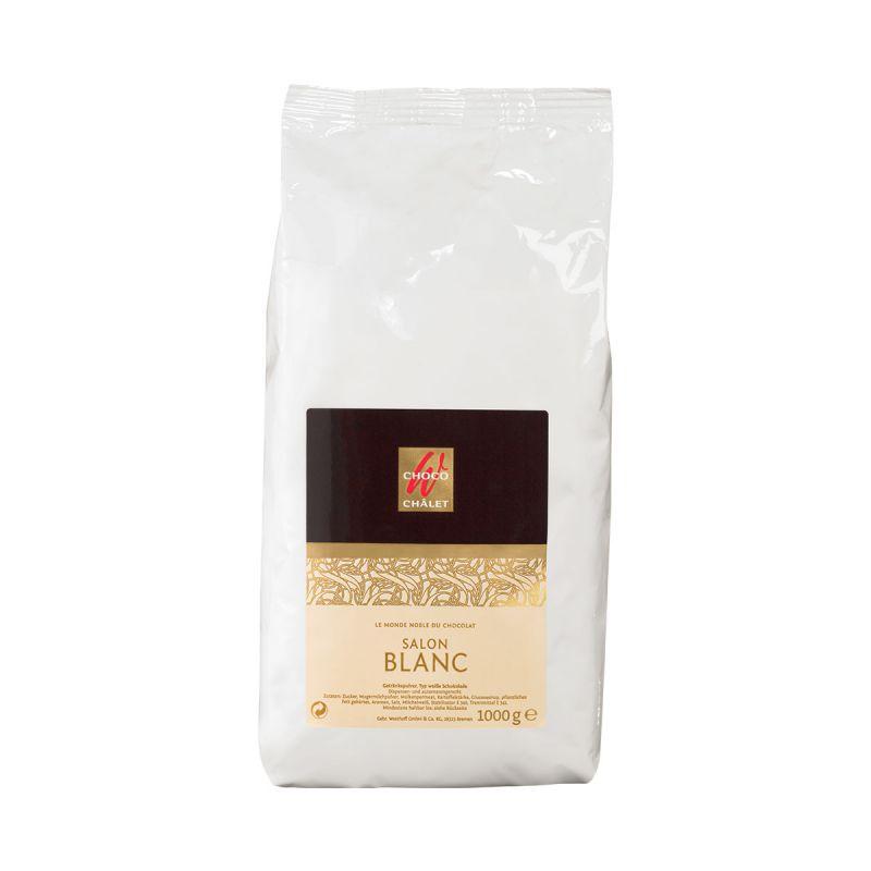 Trinkschokolade SALON BLANC