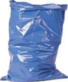 Zugband Abfallsack blau 120 Liter Typ 80 ca. 60my