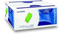 Papierhandtücher 2-lagig grün Z-Falz