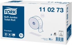 TORK Toilettenpapier Jumborollen Premium T1 2-lagig